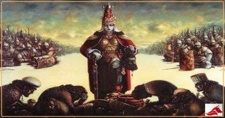 IRKIMIZIN KAHRAMANLARI – TOMRİS