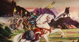 Yaratılış Destanı (Altay Destanı)