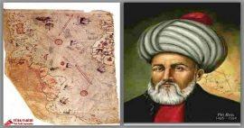 Piri Reis'in Haritasındaki İnanılmaz Sır!