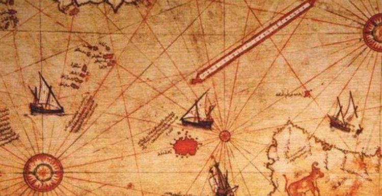 Dahası, Piri Reis'in haritası, kıtanın buz altında kalmış sahil kesimlerini de gösteriyordu. Ancak kıta üzerindeki buzlar, haritanın çizilmesinden tam 6 bin yıl önce erimişti.