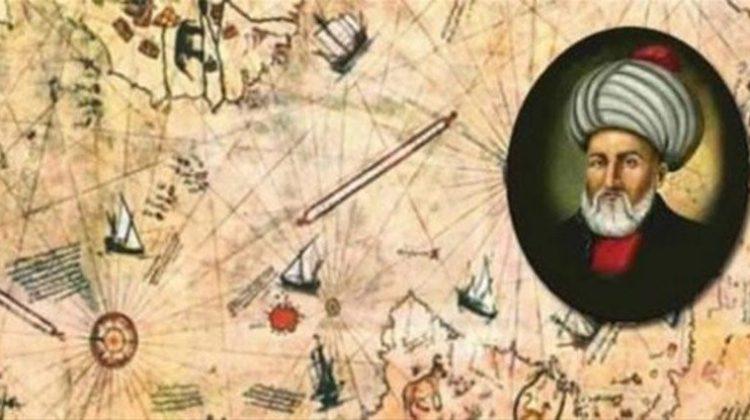 Piri Reis Haritası günümüze kalan, Amerika kıtasını gösteren en eski haritalardan biridir.