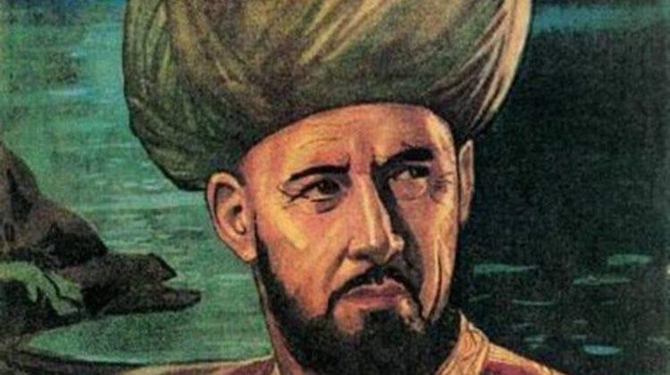 Osmanlı Kaptan-ı Derya'sı (Amiral) Piri Reis tarafından 1513'te çizilmiş olup, Avrupa ve Afrika'nın batı kıyılarını ve Güney Amerika'nın doğu kıyılarını gösterir.