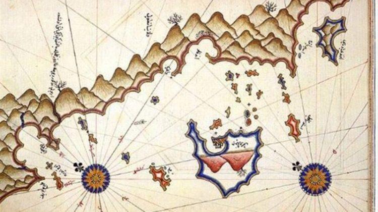 NASIL BULUNDU?  1929 yılında Topkapı Sarayı'nda genel bir düzenleme yapılıyordu. Müzeler müdürü Halil Ethem Eldem, çok ilginç haritalar buldu.