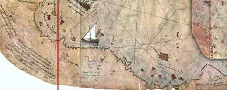 Bunlar sanki bir dünya haritasının parçalarıydı. Haritaları yapan ünlü Türk amirali Piri Reis'ti. Fakat onun yaşadığı dönemde böyle haritaların çizilmesi imkansızdı.