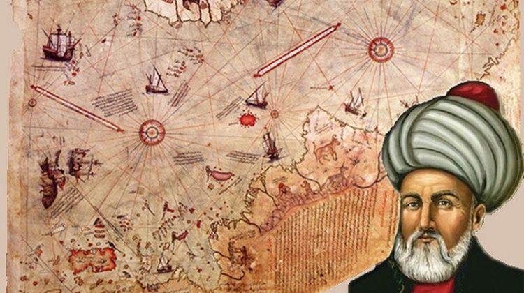 Üzerlerinde yazılar ve renkli resimler vardı. 1935 yılında, Tarih Kurumu, haritalardan birini tanıtıcı bir broşürle bastı.