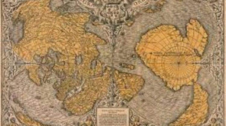 Genova Üniversitesi'ndeyken ilk Amerika haritalarını incelemiştim. Genova Coğrafya Kurumu'na Piri Reis'in haritasının bir kopyasını verdim.