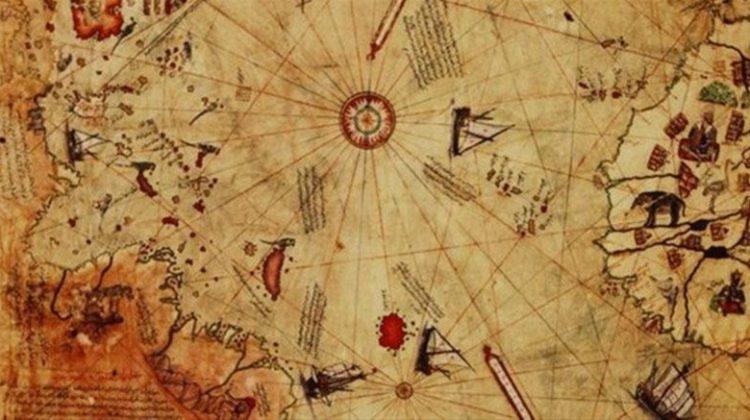 """Olay çok ilgi çekti. 1937 yılında çeşitli ülkelerin gazetelerinde yayınlandı. Fakat, o gün bugündür, bu haritanın esrarı çözülememiştir…"""""""