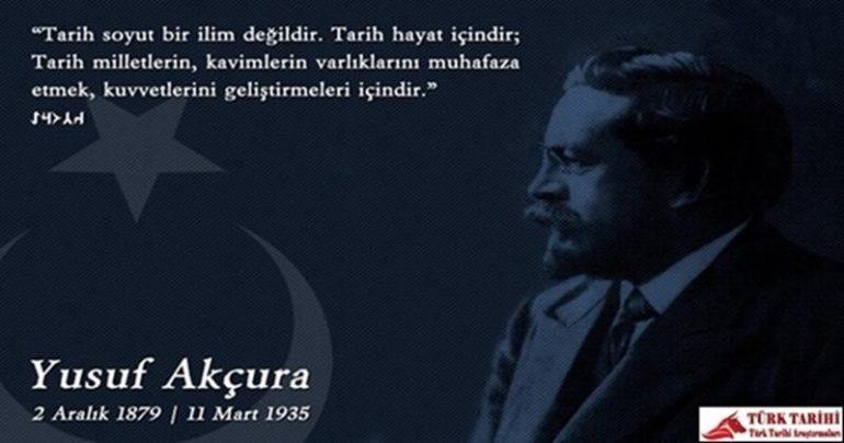 Türk Milliyetçiliğinin Manifesto Yazarı: YUSUF AKÇURA